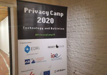 Privacy Camp в Брюсселе: технологии сопротивления