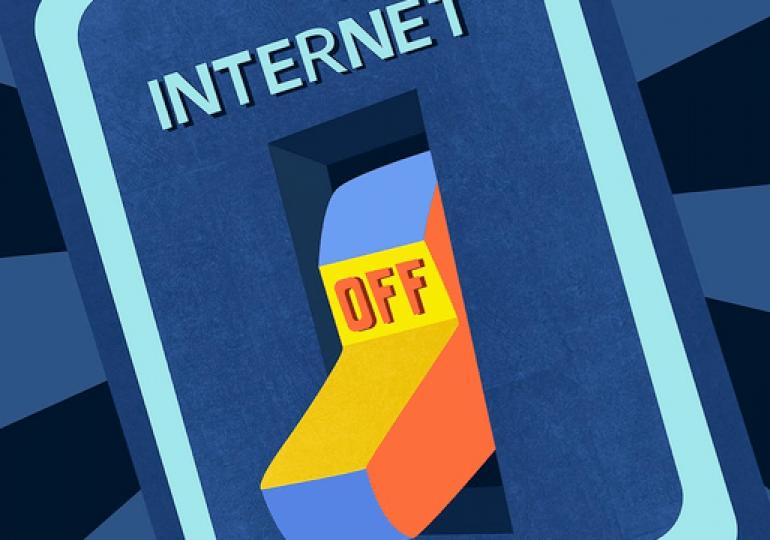 Анализ устойчивости регионов России кинтернет-шатдаунам