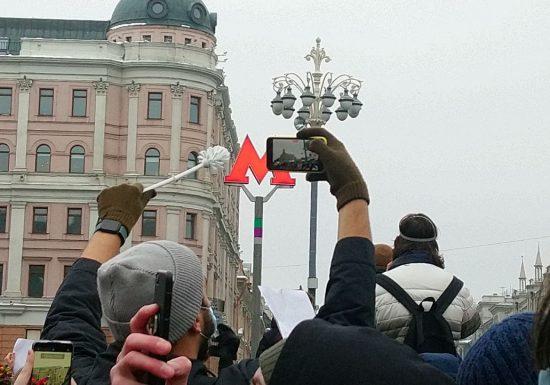 «Перегрузки означают толькото, что митинг удался»: как прошли протесты 23января