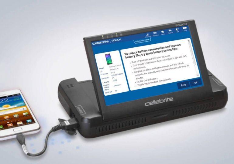 ОЗИ подписало письмо оприостановке IPO компании Cellebrite, которая продает спецслужбам софт для взлома телефонов